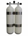 Doppelflaschen (Stahl)