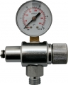 Einstellwerkzeug mit Mitteldruck-Manometer [Scubatech]