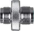 Atemregler Adapter W21.8 Male auf Male G5/8 300 Bar