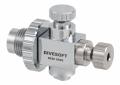 Divesoft Standard Flowlimiter DIN
