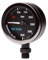 DIR ZONE Finimeter 52mm 288bar schwarz