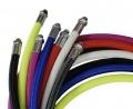 Miflex Mitteldruck Schläuche 3/8 (farbig) 56cm -  210cm