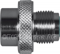 Atemregler Adapter G 5/8 230 Bar Female auf Male G5/8 300 Bar