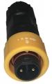 IP 68 Stecker ( Male) für Heizsysteme