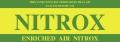 Nitrox Aufkleber - 29 x 10 cm