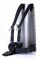 Heser Aluminium Rebreather-Backplate 1,4kg / 4mm
