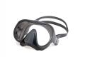 OMS Maske TRIBE Black Saint Gobain UC (Ultra Clear lens)