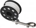 DIR-Zone Spool 40 mit Doppelender aus V4A als Bojen-Spool, Jump oder Savety-Spool