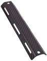 Tecline Carbon / Kohlefaser-Monoadapter (3 mm), mit Schrauben (113Gramm)