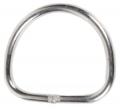 D-Ring, geschweißt 50mm Durchmesser, 5mm dick