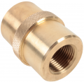 Adapter DIN G5/8 - W30x2 (Helium, Argon, O2)