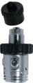 Erste Stufe Druckminderer - Compact - 300 Bar mit integriertem Überdruckventil, Anschluss G5/8,