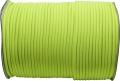 4mm Bungee Cord Neon Gelb