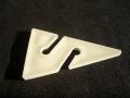 Arrow klein fluoreszierend (directional Marker)
