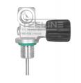 Monoventil, G 5/8, 232 bar, Handrad rechts, Viton-O-Ring,